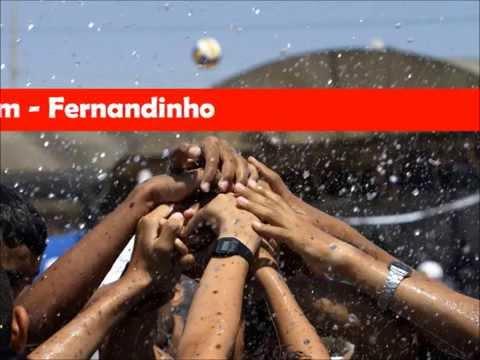 Temos Que Ser Um - Fernandinho (Playback e Legendado)