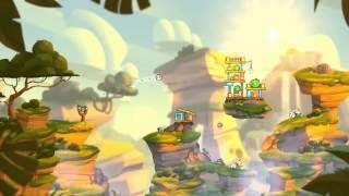 Angry Birds 2 — трейлер игрового процесса