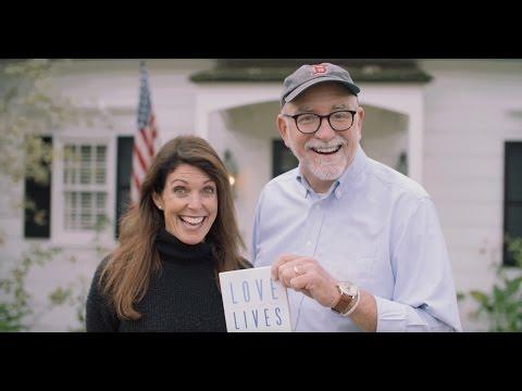 Maria and Bob Goff share the Love Lives Here Book Pre-Sale Campaign