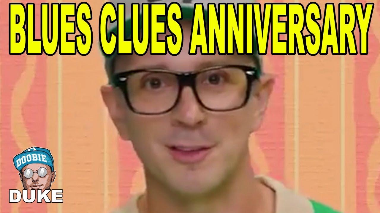 """Blue's Clues"" video starring Berks native Steve Burns goes viral"