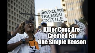 One Simple Step Could Greatly Decrease The Number Of Killer Cops