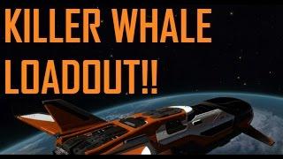 Elite Dangerous - BELUGA LINER COMBAT LOADOUT! - The Killerwhale Setup