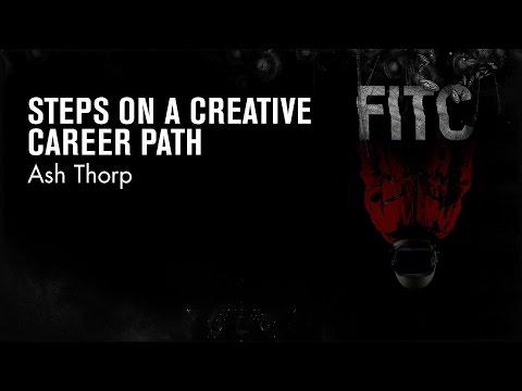 Ash Thorp - Steps on a Creative Career Path