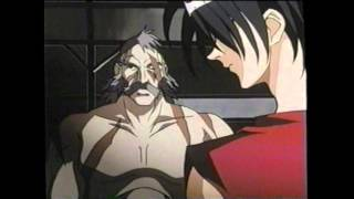 Escaflowne Fox/YTV cut dub Episode 2 - The Girl from the Mystic Moon