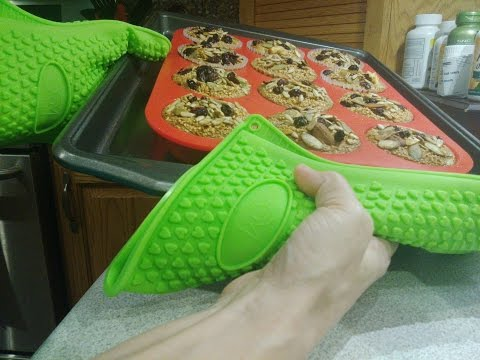 Does it stick? Silicone Muffin Baking Pans