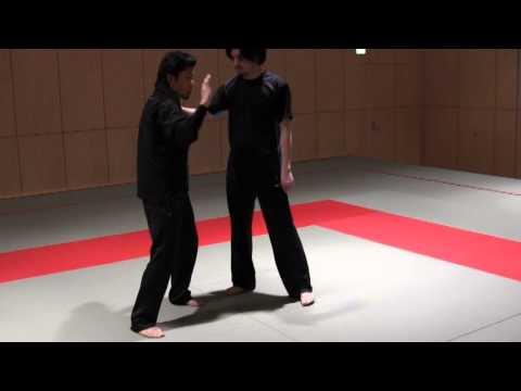 実戦護身術『剣』|柔術技法のエッセンスを学ぶ「体幹部を上手に使って崩す技術」