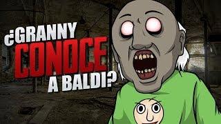 Video de GRANNY Y BALDI, ¡¿SON PAREJA?!