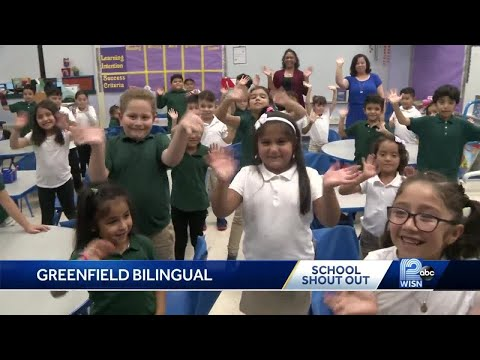10/1 School shout-out: Greenfield Bilingual