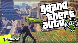 SNIPERS VS STUNTERS | GTA 5 Funny Moments | E484 (GTA 5 Xbox One)