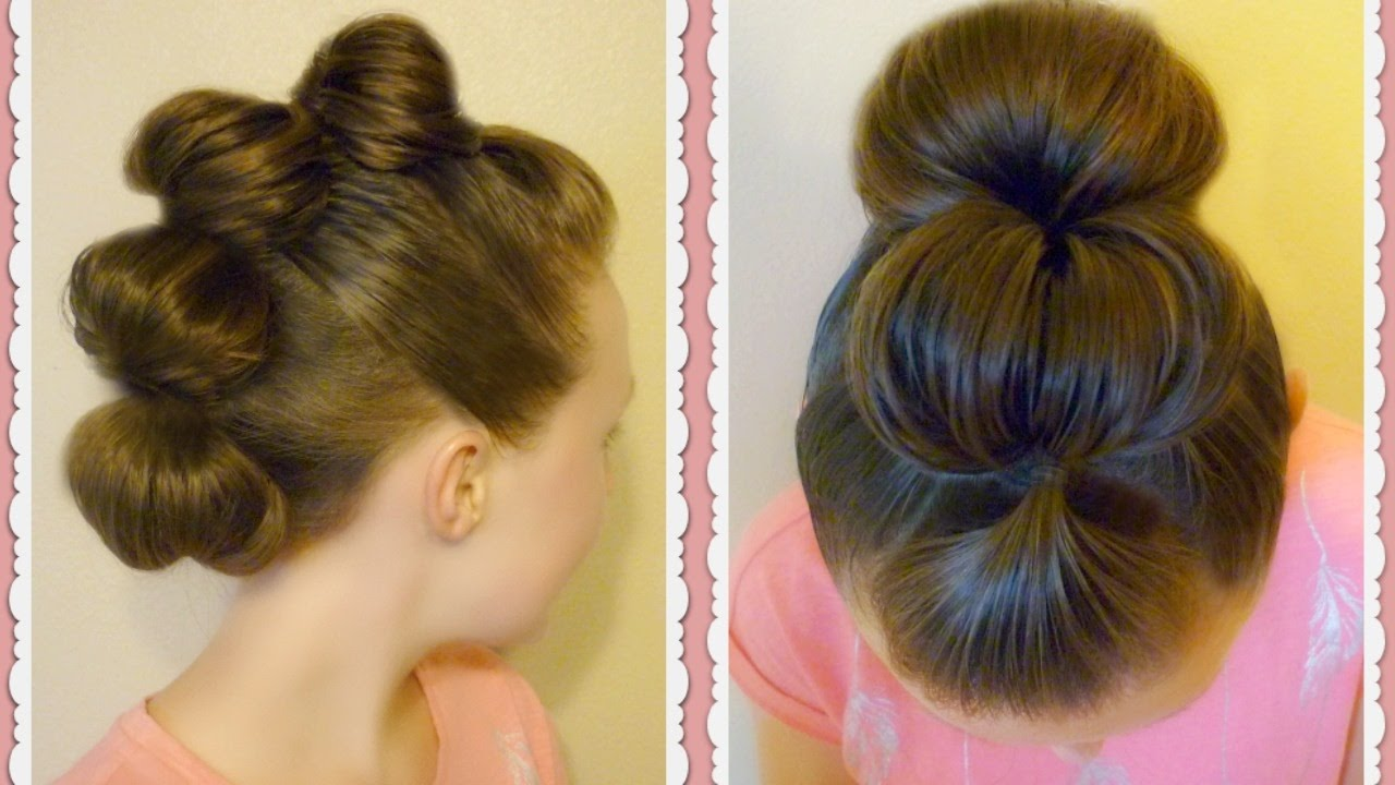 the best topsy tail faux hawk tutorial - dance hairstyles - youtube
