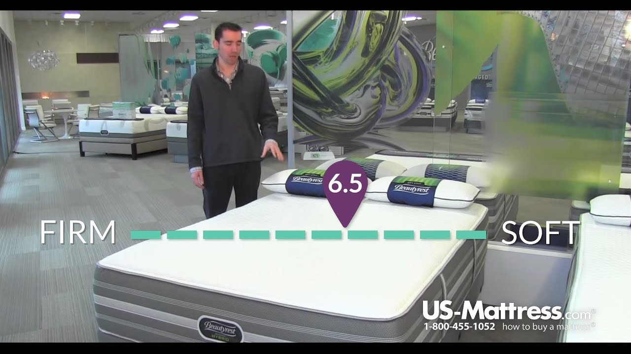 Simmons Beautyrest Recharge Hybrid Vivian Ultimate Plush Mattress