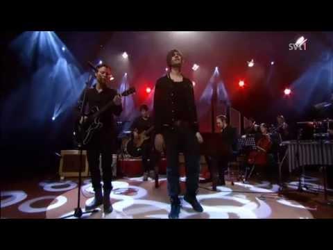 Mando Diao - Snigelns Visa (Live Go'Kväll 2012)