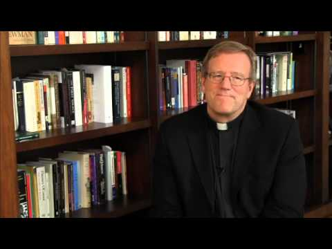 Bishop Barron on the Sacrament of the Eucharist as Real Presence