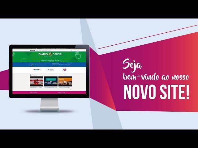 No dia 14/12/2018, foi lançado o novo portal da PROCERGS (www.procergs.rs.gov.br). Um site moderno e transparente, aproximando cada vez mais os clientes e Companhia. Confira no vídeo!