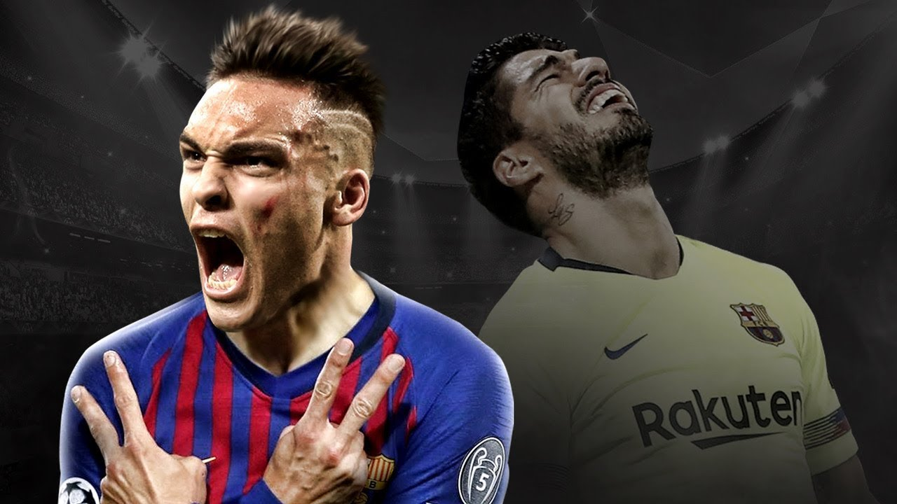 Image result for lautaro martinez barca