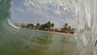 Sri Lanka ☀ Hikkaduwa Surf Trip 2014 ★ 2015