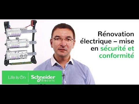 Rénovation électrique – mise en sécurité et conformité | Schneider Electric France