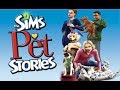 Sims Pet Stories - Dog will SAVE us! #1