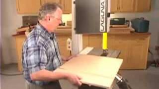 Beating Bandsaw Table Drift
