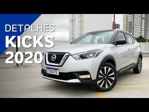 Nissan Kicks SL 2020 - Prós e Contras do SUV