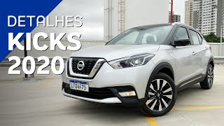Nissan Kicks Sl 2020 - Prós E Contras Do Suv