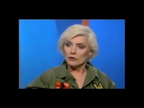 Deborah Harry - Interview 2003