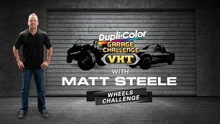 Garage Challenge Episode 4: Wheels