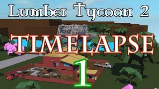 [TIMELAPSE #1] Holz Tycoon 2 / / ROBLOX