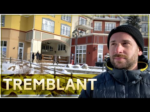 Tremblant : Tourist Guide In English - Guide Tour Of Mont-Tremblant (ski At Mont Tremblant) 🇨🇦