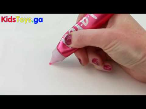 DIY TOYS FOR KIDS - AI4 - Can You Use Wax Paper With Gel-A-Peel Pens? Viewer Question Answered