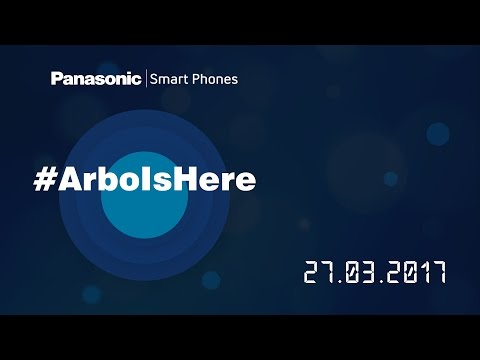 Panasonic Smart Phones Presents Arbo | #ArboIsHere