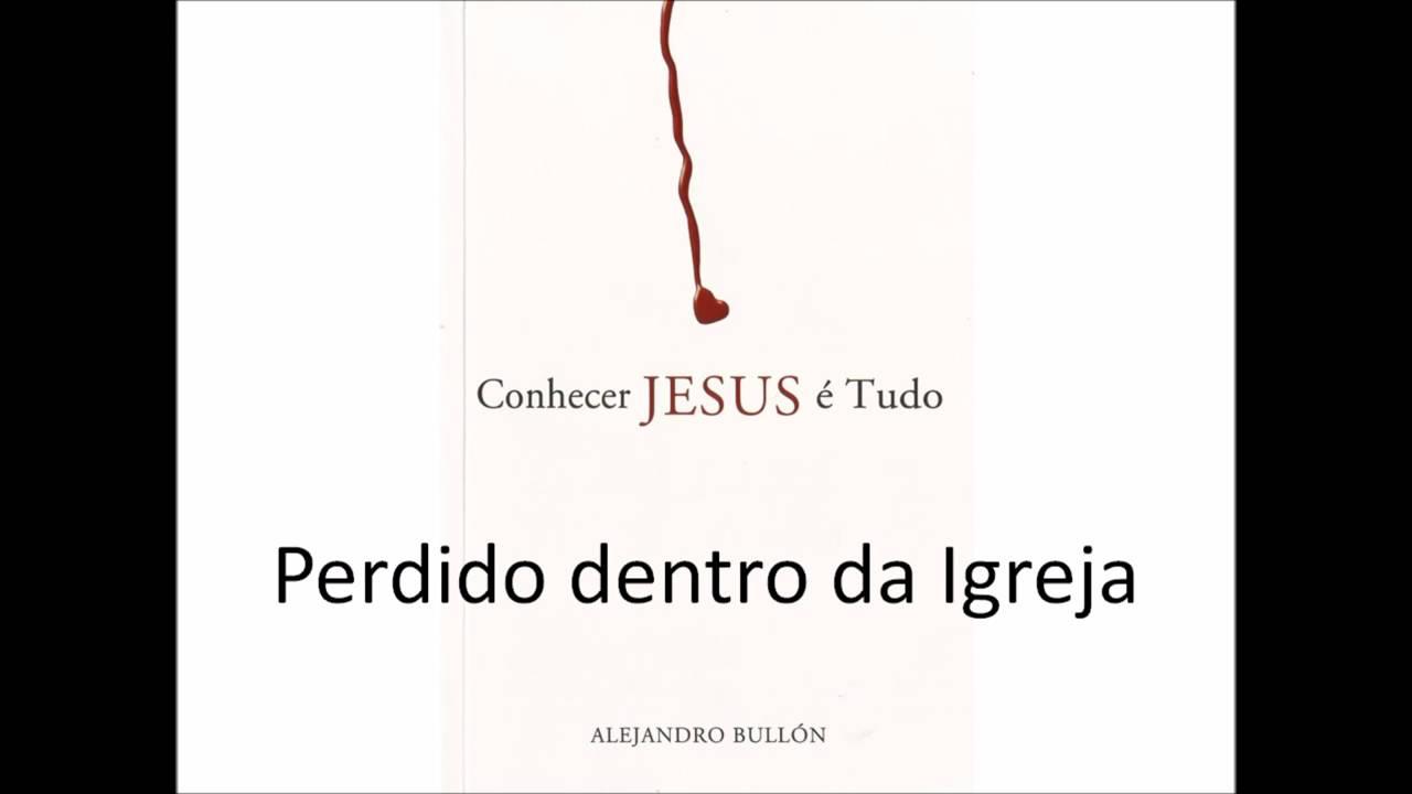 audiolivro conhecer jesus tudo