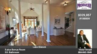218 Quarterdeck Court Chesnee SC 29323 Home for Sale