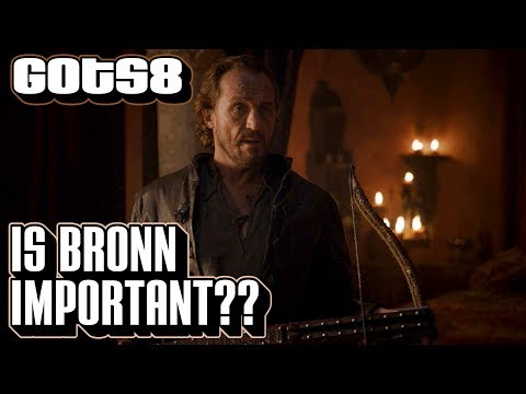Is Bronn Important for the Ending? | Game of Thrones Season 8 Predictions