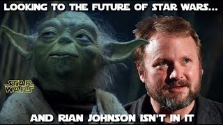 Let's be real: Rian Johnson will never direct another Star Wars movie