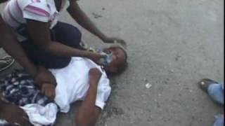 Major quake rocks Haitian capital; thousands feared dead