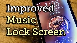 Improve Your Lock Screen Music Player (iPad & iPhone) with Jailbreak Tweak Spin - iOS 7 [How-To]