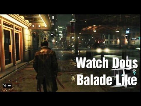 Watch Dogs Like Promenade Like GTA Like On se balade dans W.D. FULL HD