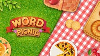 Word Picnic:Fun Word Games (by Smillage) IOS Gameplay Video (HD) screenshot 1
