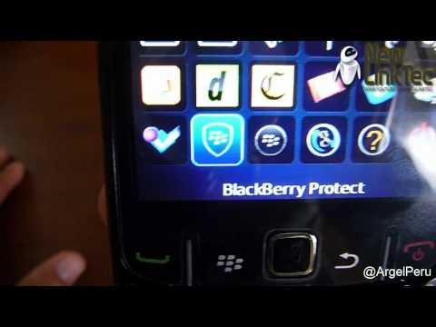 Aplicaciones Blackberry 8520