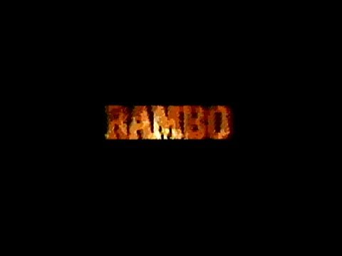 Rambo - NES Gameplay