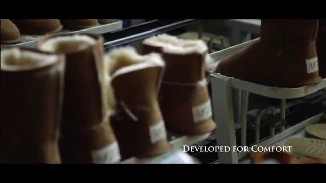 Jumbo Ugg Boots - Promotional Video