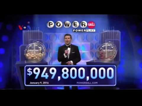 Lotere Di Amerika Dan Penggunaan Gadget (1) - VOA Pop News