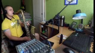 Jazz standart Blue bossa saxophone tenor Conn mouthpiece ESM blue reed Vandoren 3