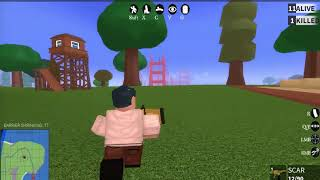 CaribBros BATTLEGROUNDS - PU:BG In Roblox