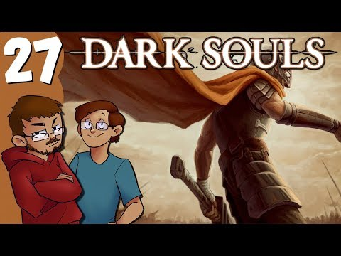 Let's Play   Dark Souls - Part 27 - Finding Solaire Again!