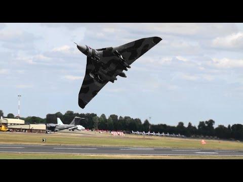 RIAT 2015 Avro Vulcan