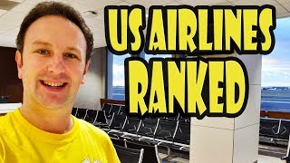The Best and Worst Airlines in the USA