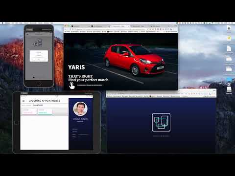 Automotive Connected Experience   with AEM Screens and Marketing Cloud