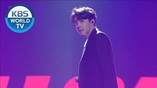 BTS J. Hope - Just Dance [2018 KBS Song Festival / 2018.12.28]
